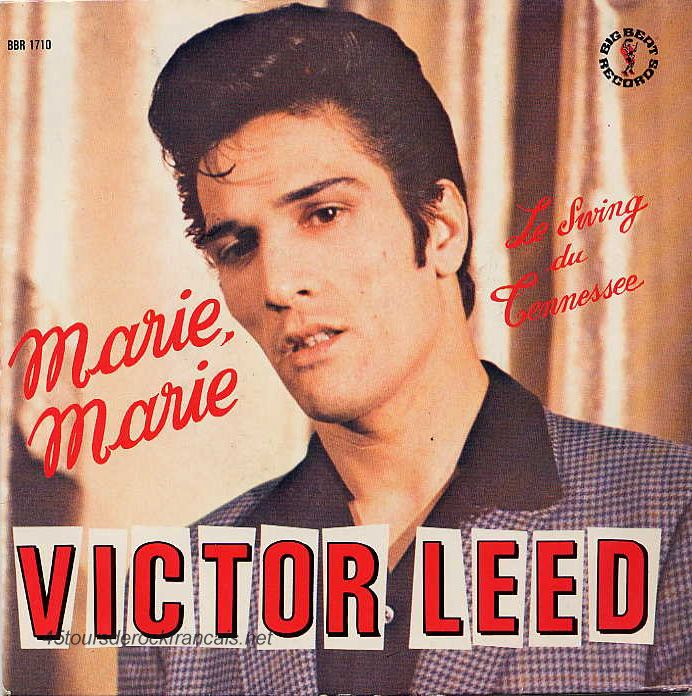 Blog de elpresse : ELVIS ET LE ROCKABILLY, VICTOR LEED